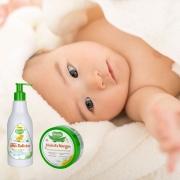 Kit Banho Bebê Infantil Bio Club Hipoalergênico - Sem Alcool