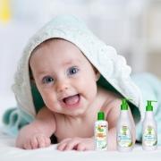 Kit Bebê Limpinho Infantil Bio Club Hipoalergênico
