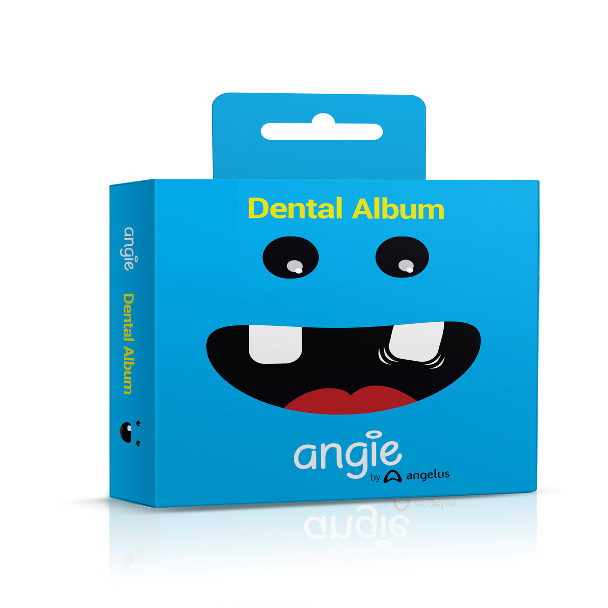 Álbum Porta Dentinhos - Azul