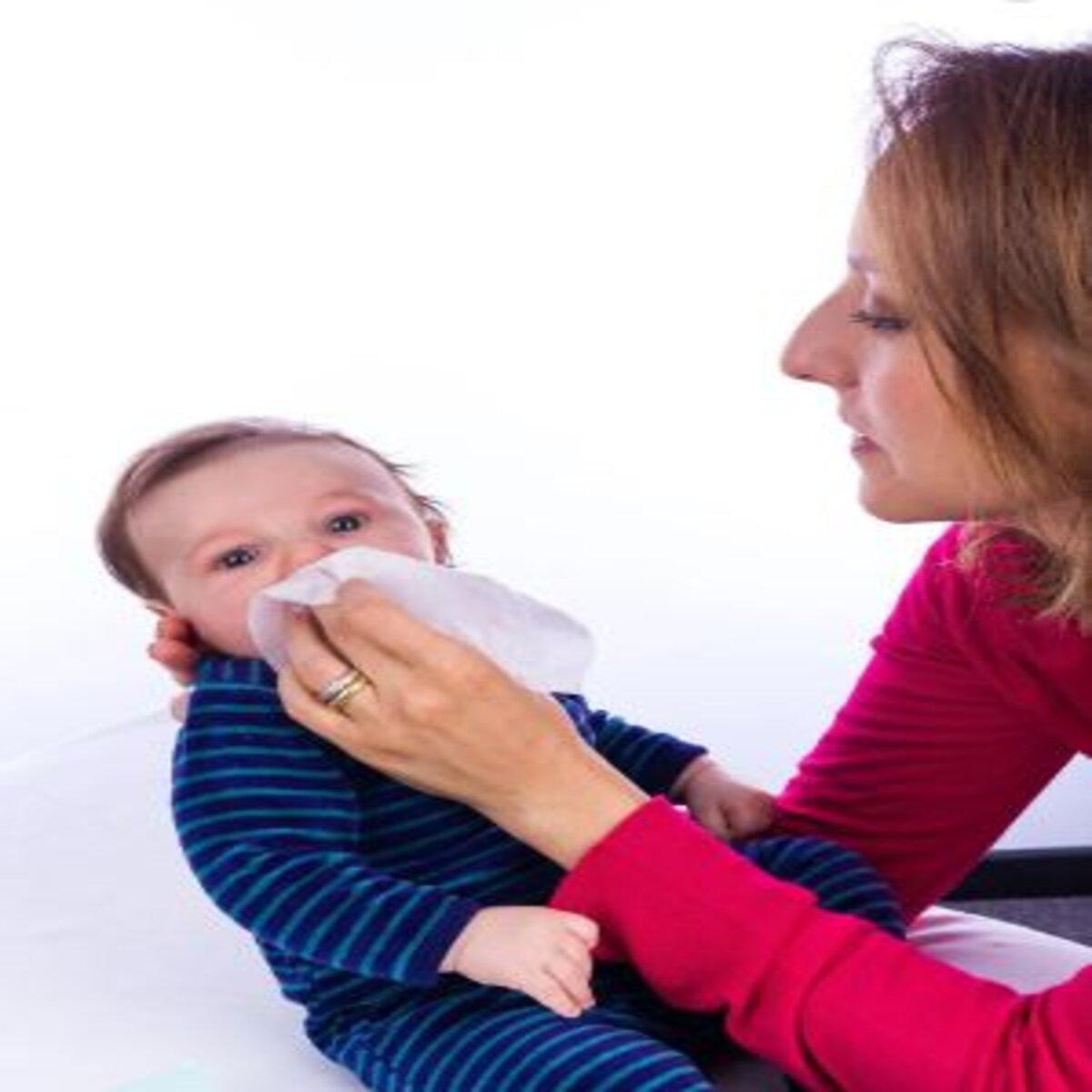 Assoar Baby Lenços Umedecidos com Solução salina
