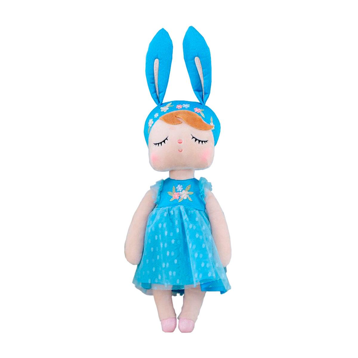 Berço Moises com Manta e Travesseiro + Angela Princess 33 cm