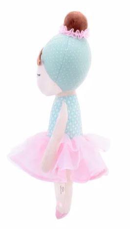 Boneca Metoo Angela Lai Ballet bup baby 34cm