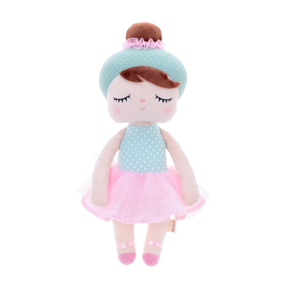 Boneca MeToo Angela Lai Ballet Bup Baby 40cm Original