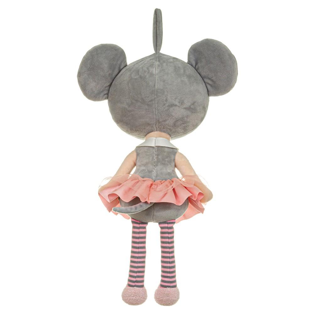 Boneca Metoo Jimbao Ratinha 33 cm