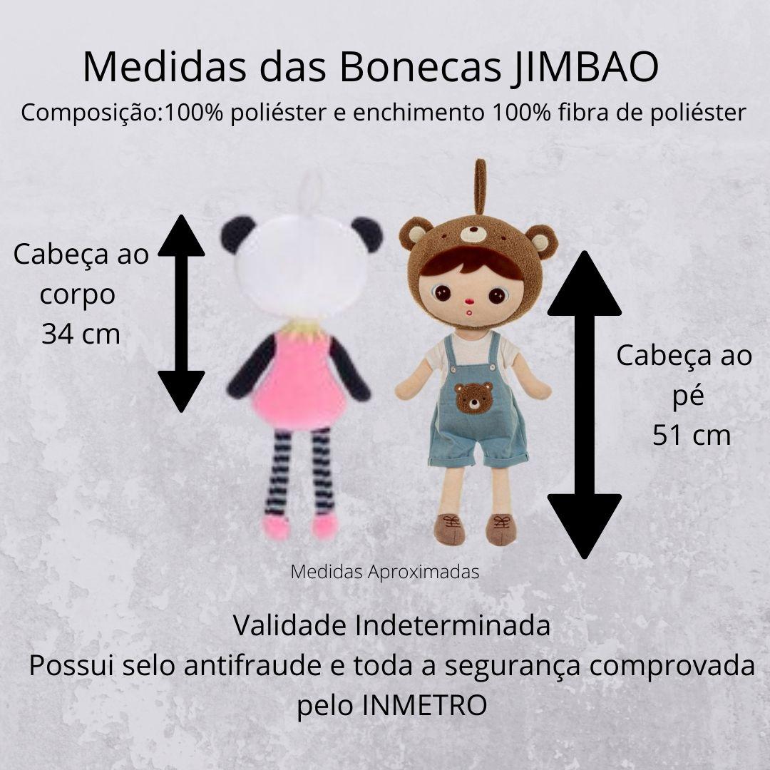 Boneca Metoo Jimbao Sorvete