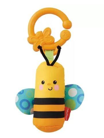 Brinquedo Mordedor Abelhinha Fisher Price