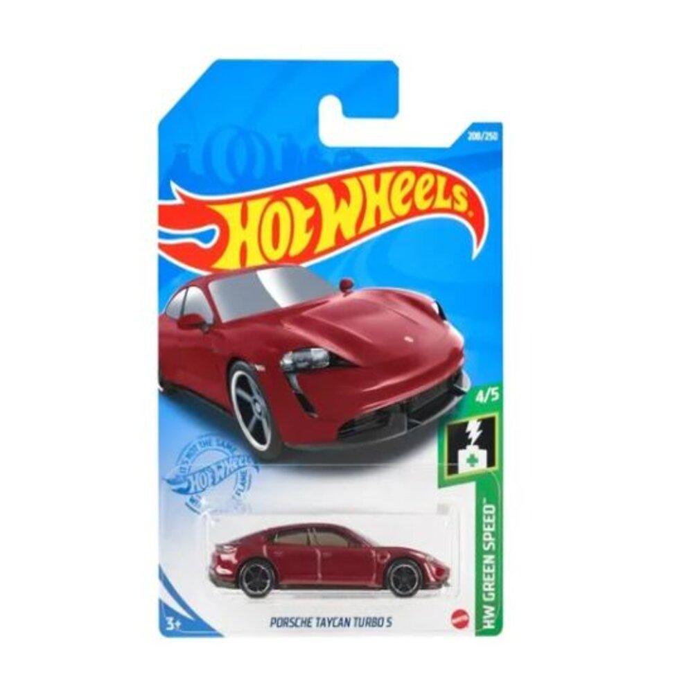 Carrinhos Hot Wheels Colecionáveis Básicos Sports Mattel
