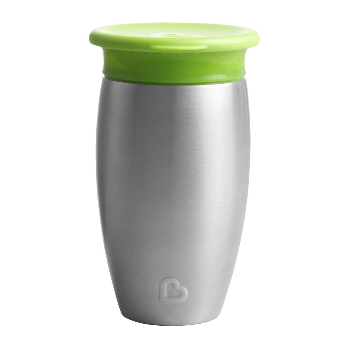 Copo Termico Inox 360 Verde - Munchkin