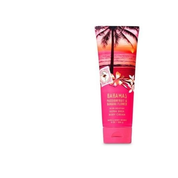 Creme Corpo Bath & Body Works Passionfruit & Banana flower