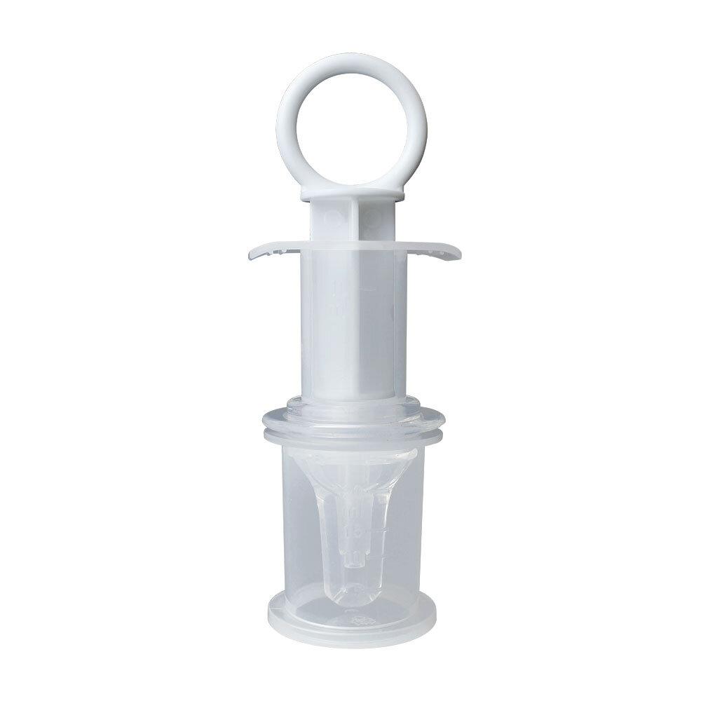 Dosador de Medicamentos com Copo Medidor Clingo