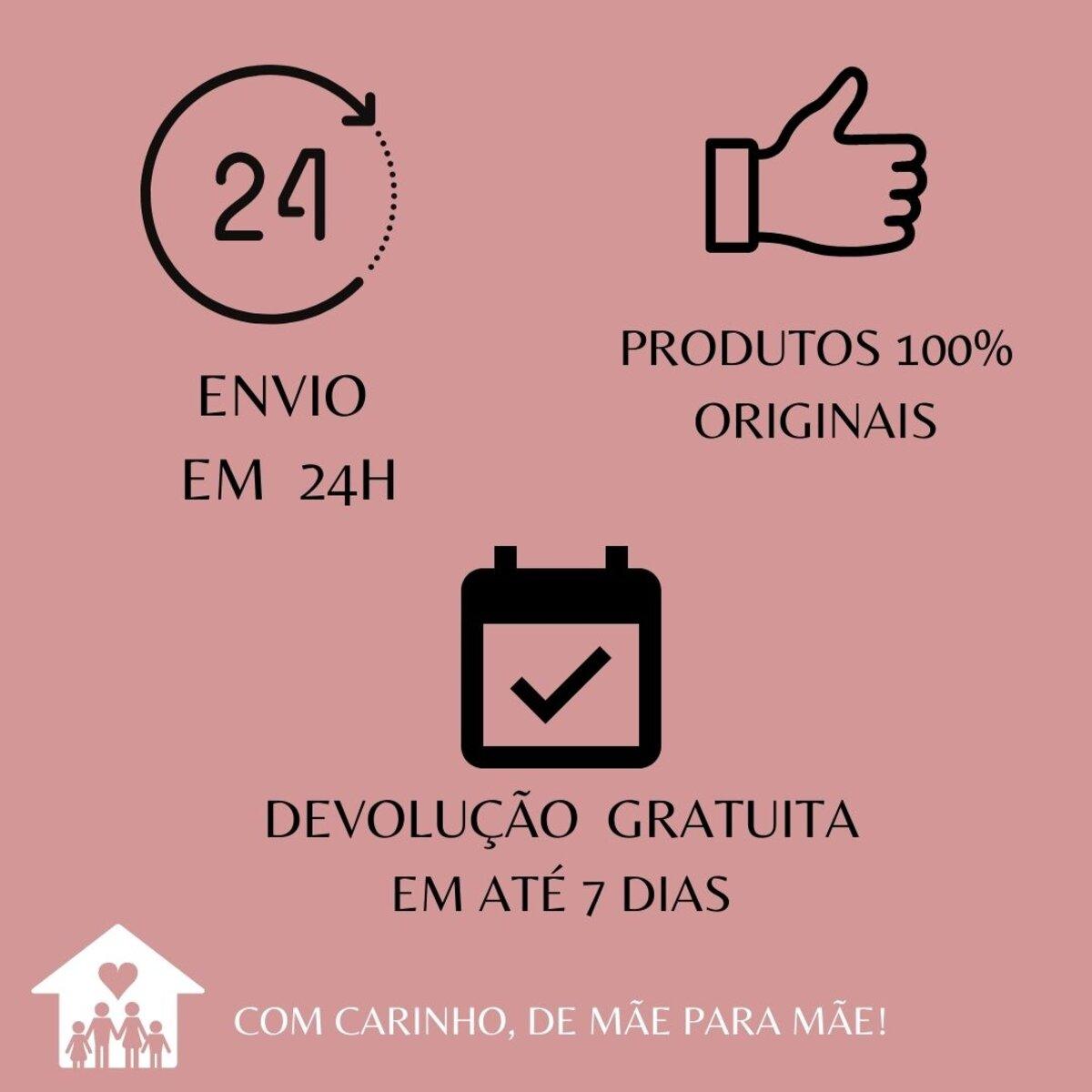 Kit 2 Mamadeiras Avent Classic Anticolica 125ml E 260ml Rosa
