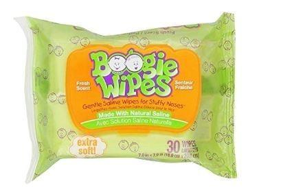 Kit 3 Lenços Umedecidos Boogie Wipes