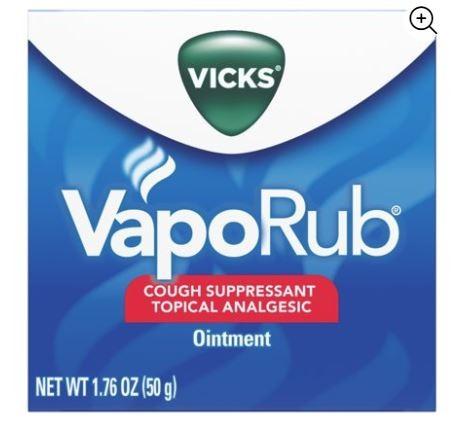 Kit Gripe Vick Baby Rub e 3 Lenços Umedecidos Boogie Wipes