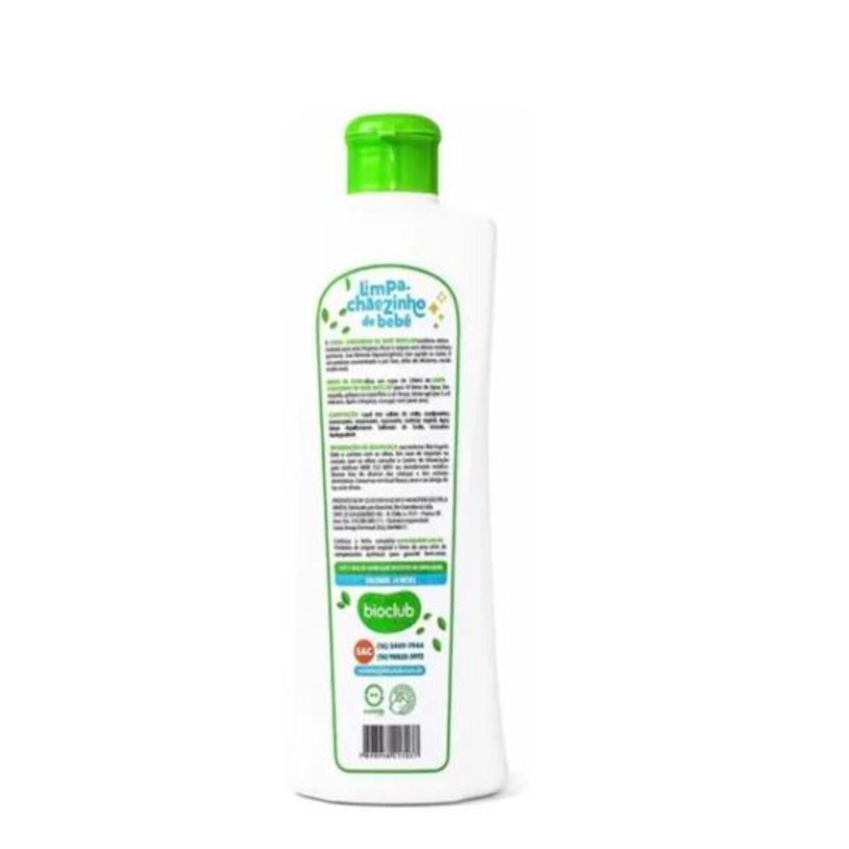 Limpeza de Chão e Multi Limpeza de Superfícies 500ml BioClub