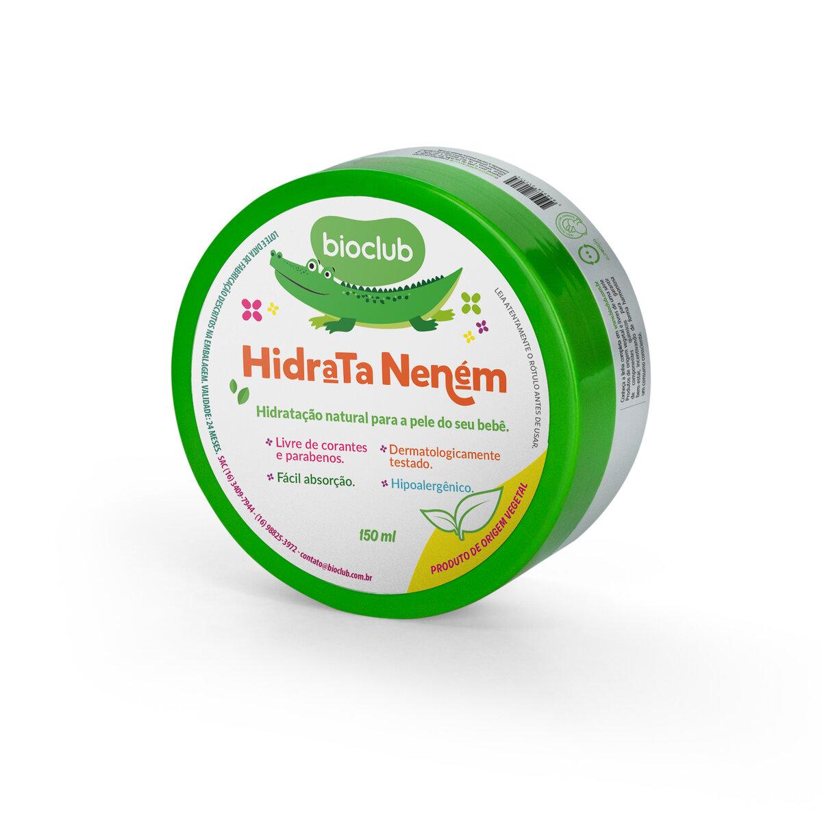 Loção Hidratante Infantil Hipoalergenico - 150ML