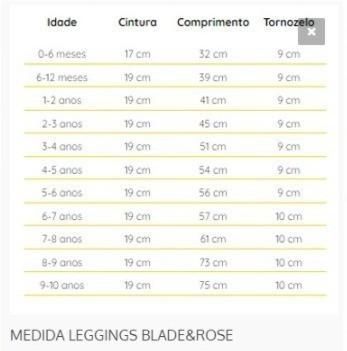 MEIA CALCA LEGGING DRAGAO 0-6 M