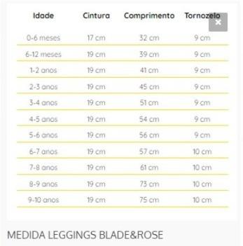 MEIA CALCA LEGGING MONSTRINHA 6-12 M