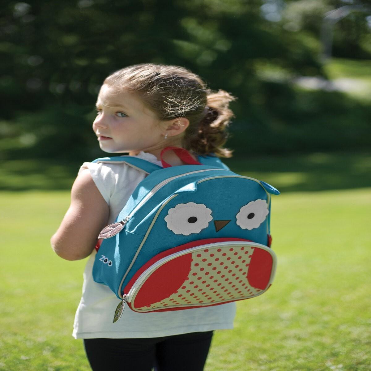 Mochila Infantil Zoo - Coruja - Skip Hop