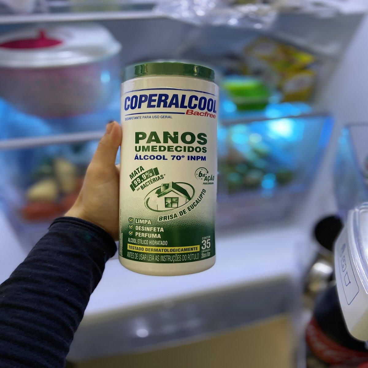 PANOS UMED POTE COPERALCOOL C/35 - EUCALIPTO