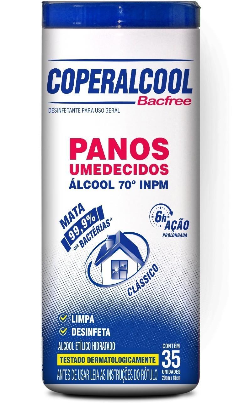 PANOS UMED POTE COPERALCOOL C/35 - TRADICIONAL
