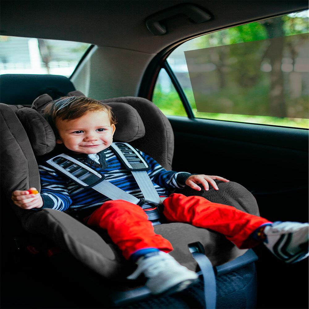 PelÍcula Protetor Solar e Redutor de Claridade Carro 02 Unid
