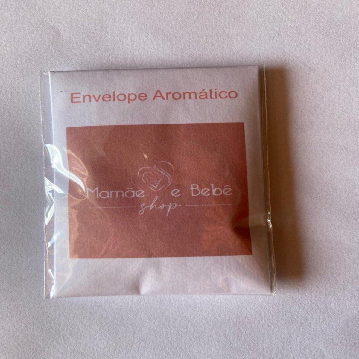 Sachê Envelope Aromático Para Ambientes - Aroma Fresco