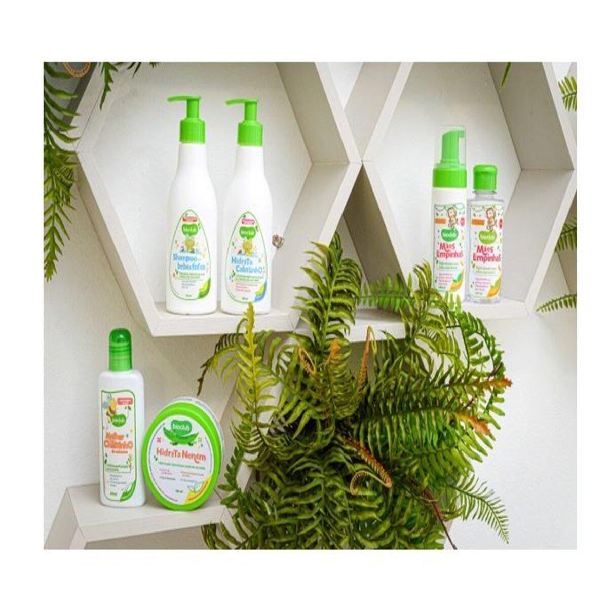 Shampoo Infantil Natural Bebês Fofos  300ML - BioClub