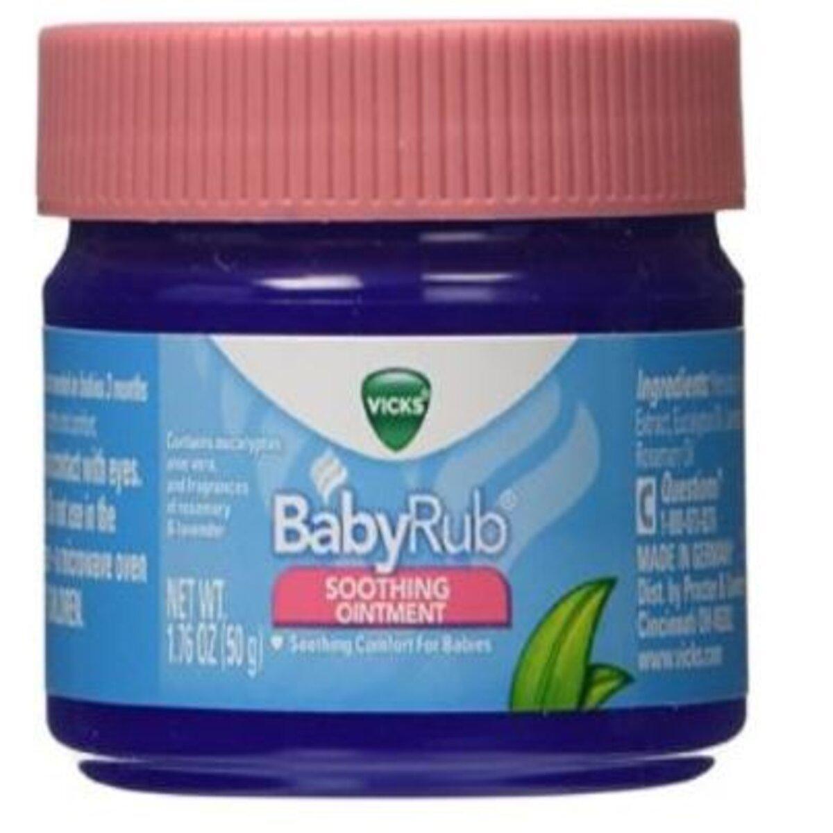 Vick Baby VapoRub