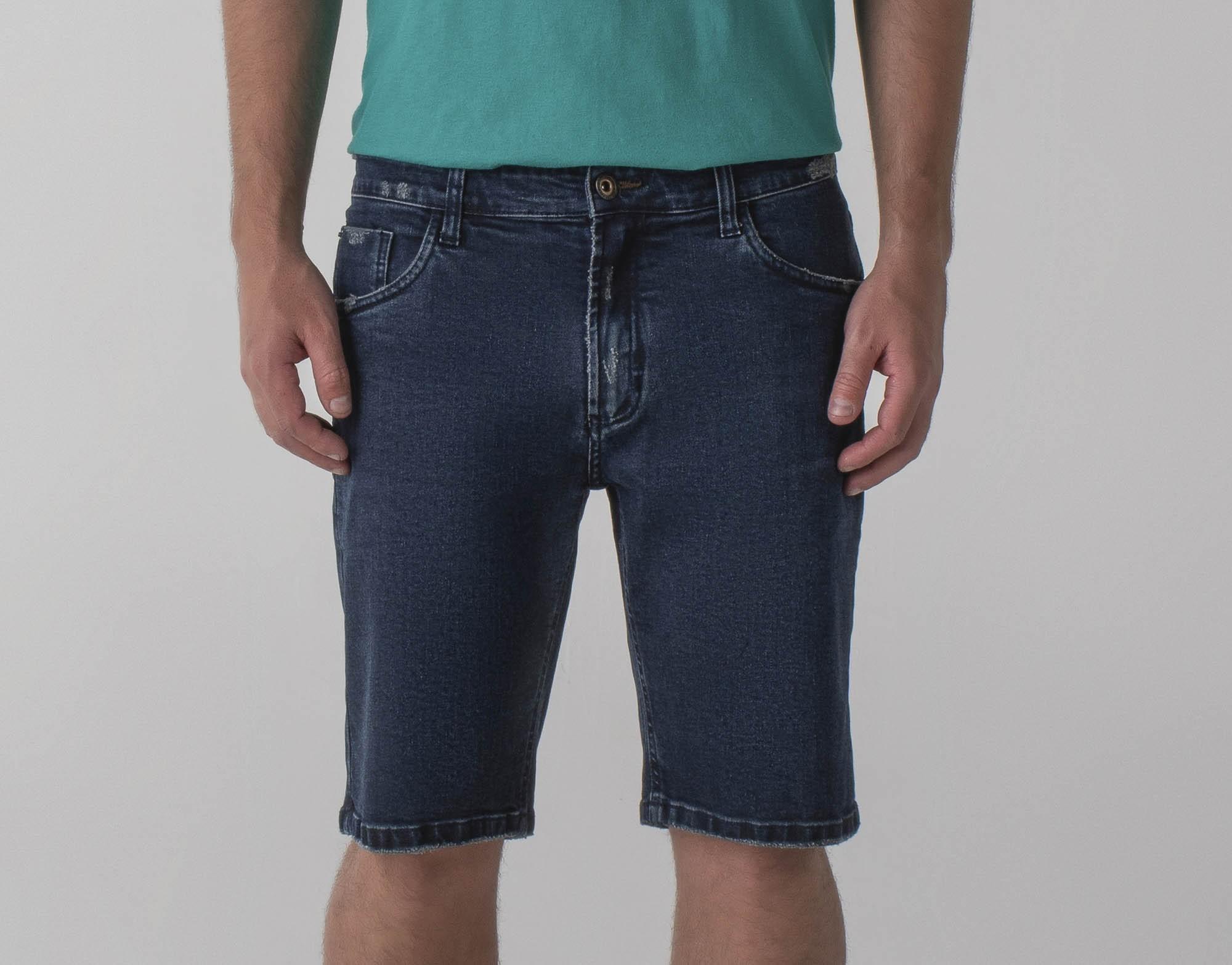 Bermuda jeans slim - Daily