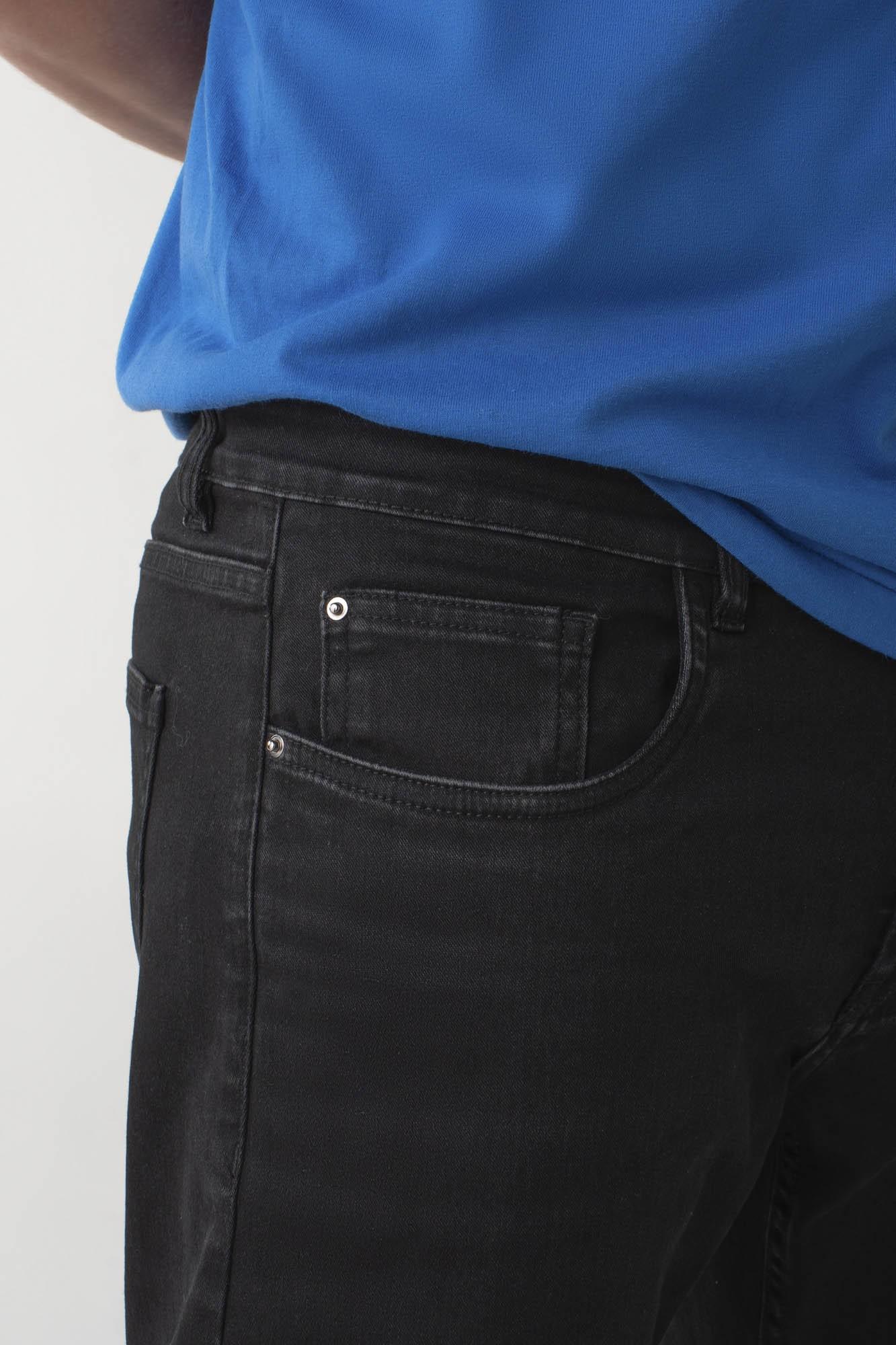 Calça jeans black slim - Daily