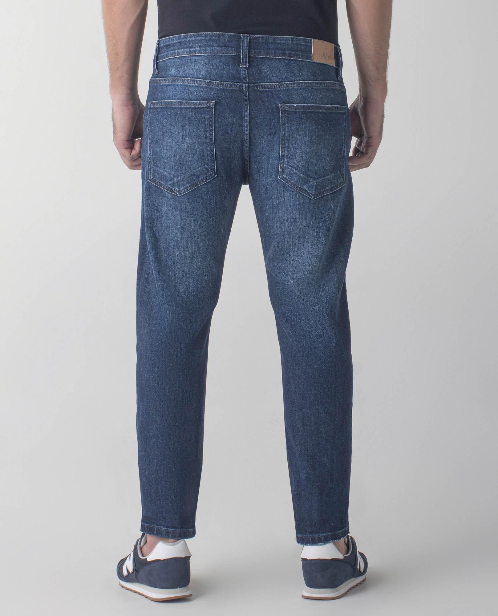 Calça jeans regular - Daily