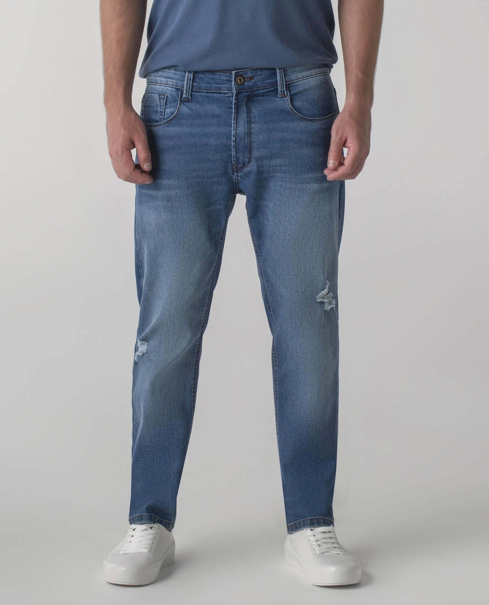 Calça jeans regular - Wave