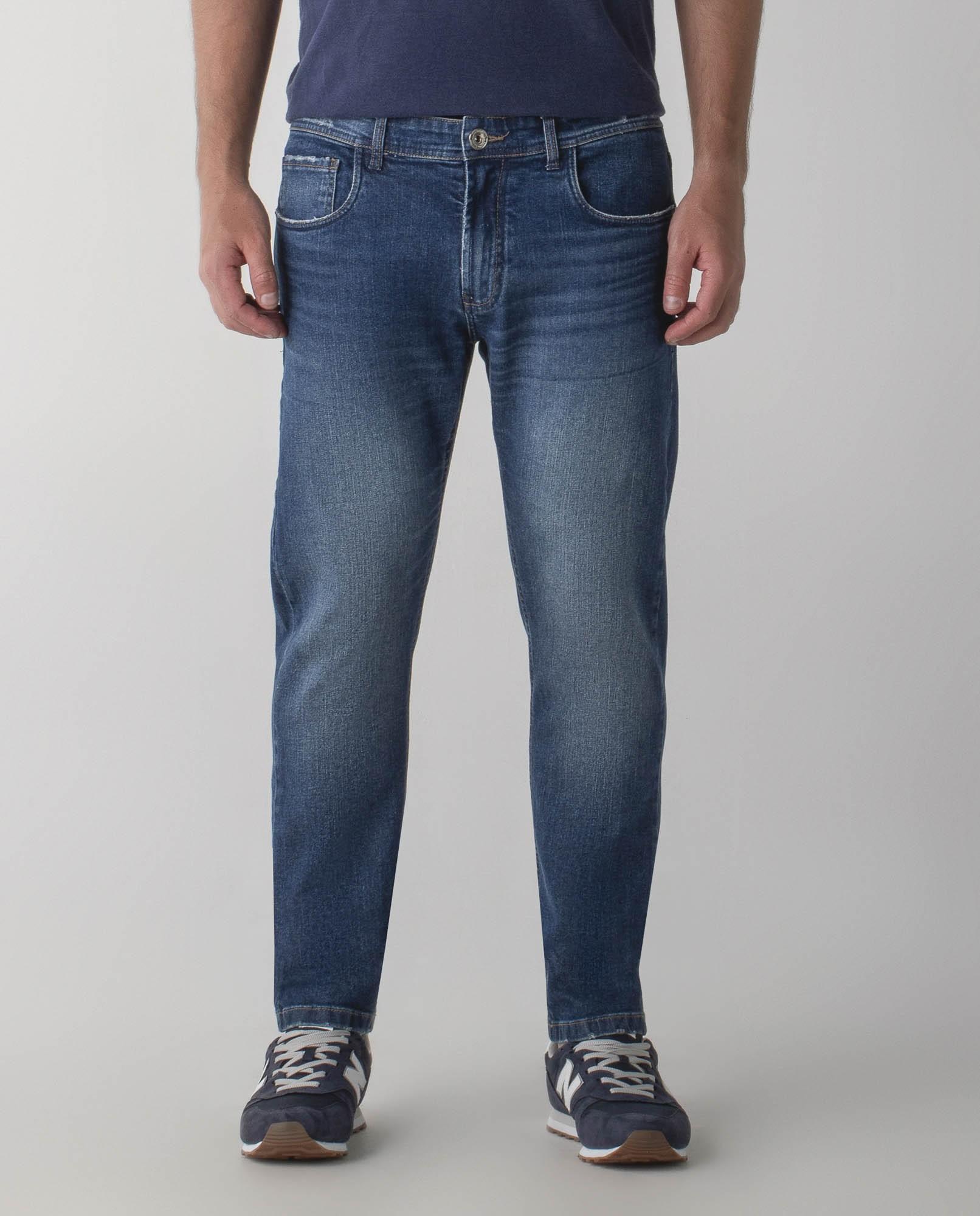 Calça jeans slim - Daily