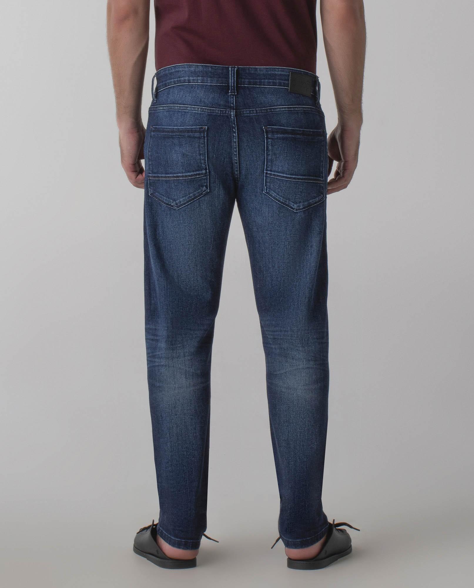 Calça jeans slim - Wave