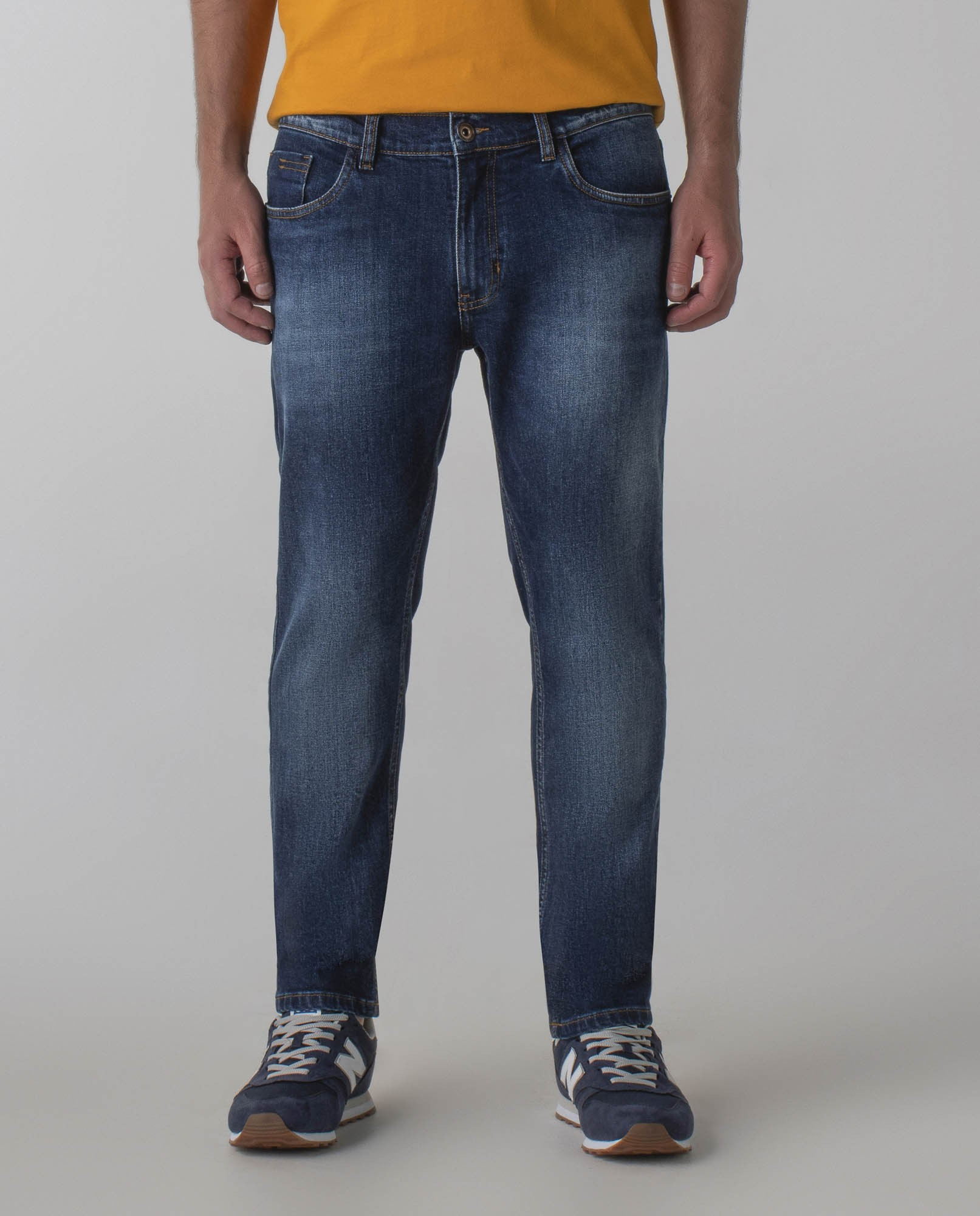 Calça jeans super slim - Wave