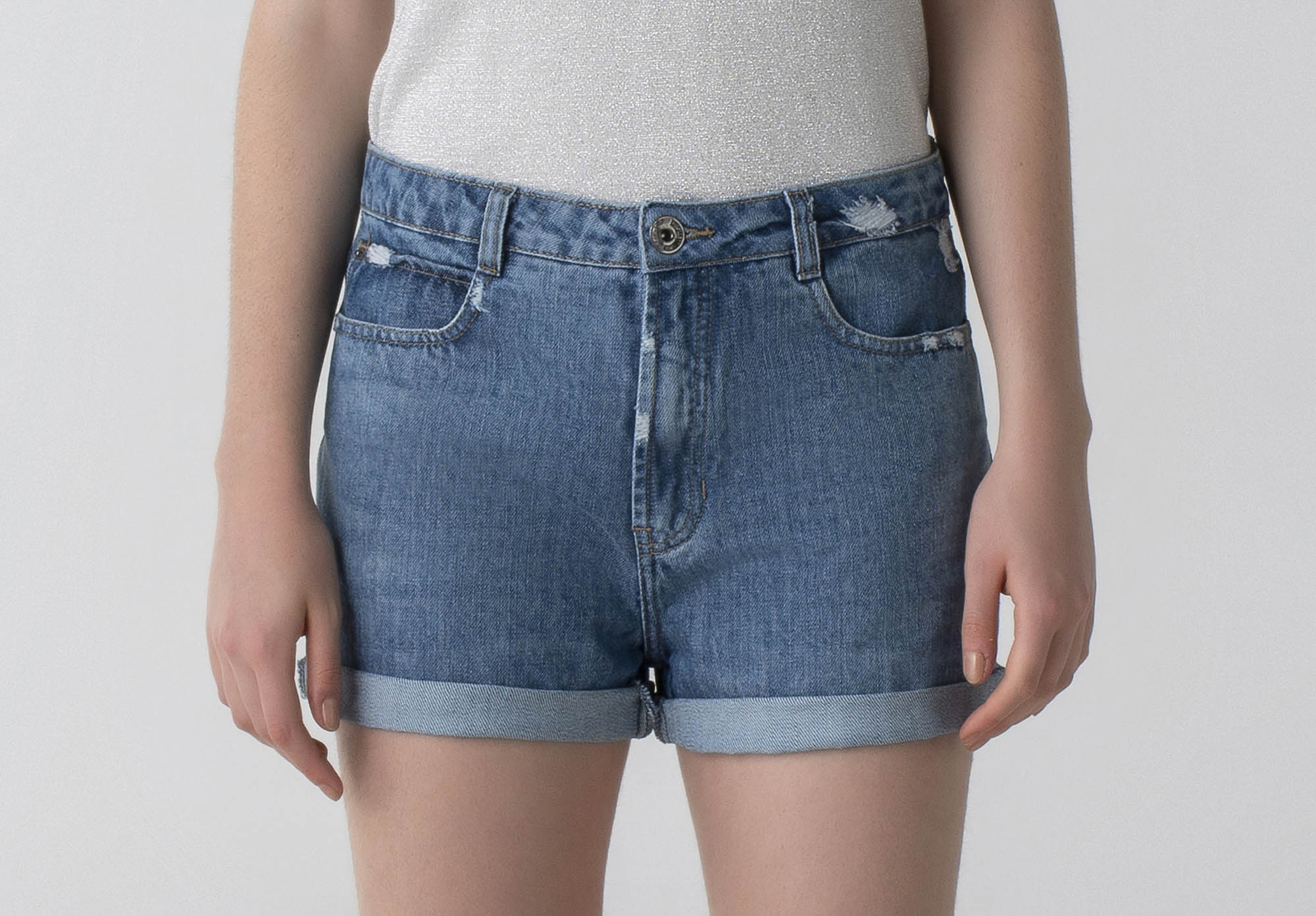 Shorts jeans boyfriend - Daily