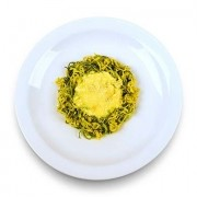Espaguete de Abobrinha com Molho - Low Carb Cetogênico