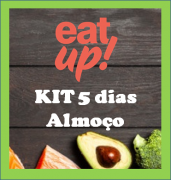 Kit 5 refeições low carb