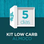 Kit 5 refeições low carb - cetogênicas