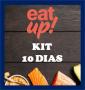 Kit 10 dias low carb cetogênico - ALMOÇO + JANTAR + LANCHE + SOBREMESA
