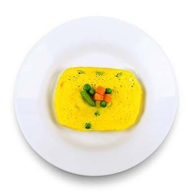 Omelete - Low Carb Cetogênico