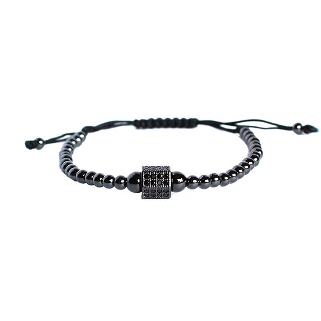 Pulseira Metal - Hexagono 34-0015