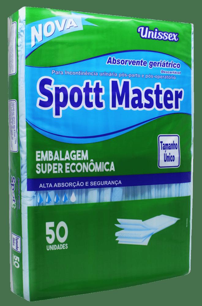 ABSORVENTE SPOTT MASTER C/ 50 UN