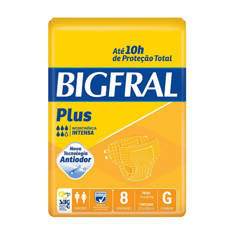 BIGFRAL PLUS G C/8 UN