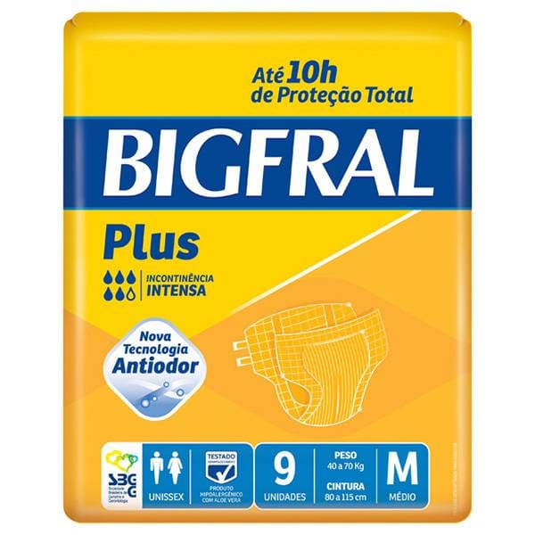 BIGFRAL PLUS M C/9 UN
