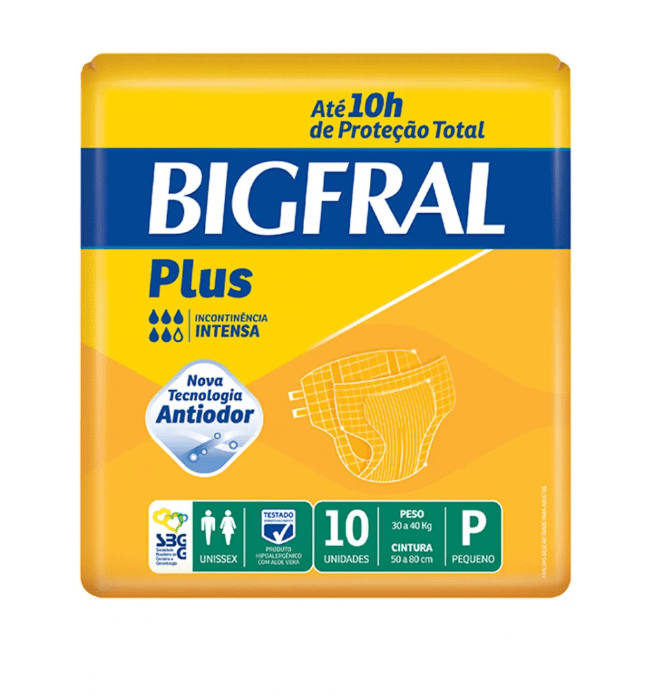 BIGFRAL PLUS P C/10 UN