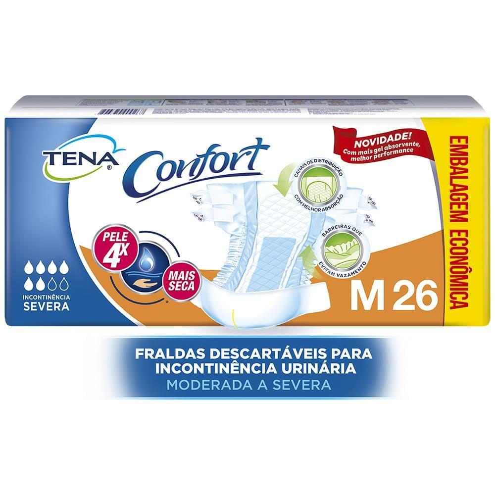 TENA CONFORT MEGA M C/ 26 UN