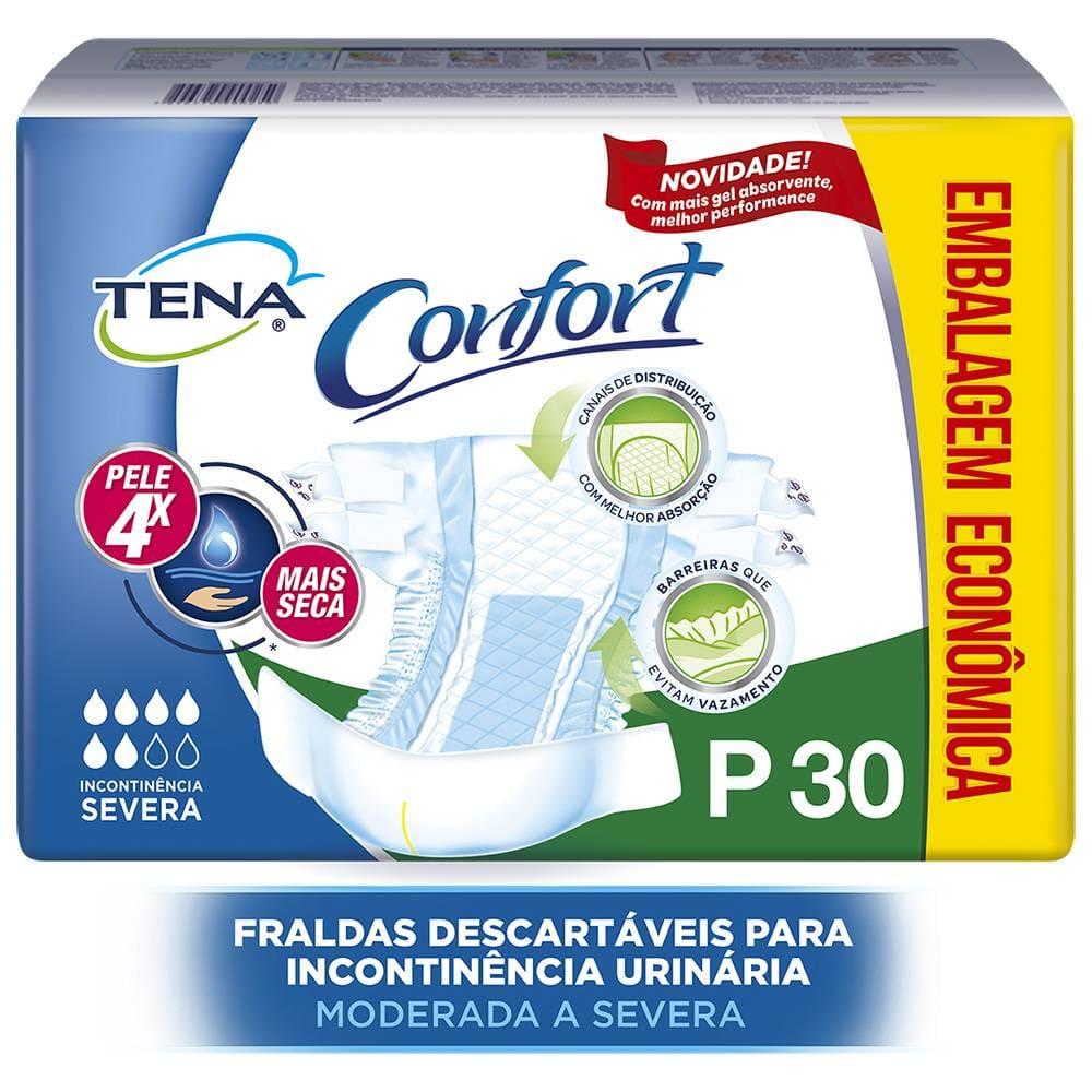 TENA CONFORT MEGA P C/30 UN