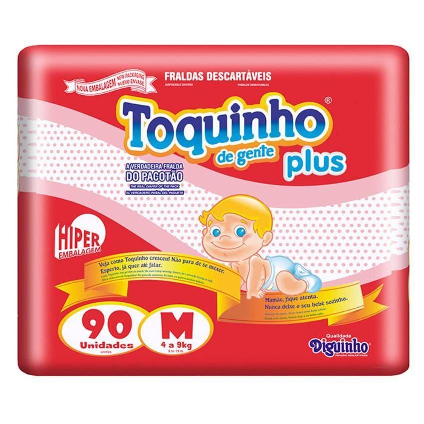 TOQUINHO PLUS M C/ 90 UN