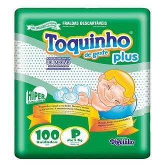 TOQUINHO PLUS P C/ 100 UN